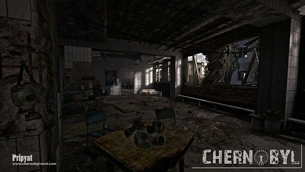 Pripyat Screenshot