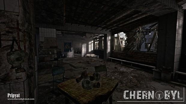 Pripyat Screenshot