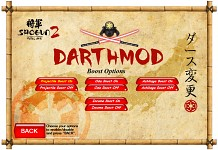 The Launcher of DarthMod: Shogun II
