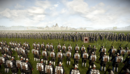Battle scene with DarthMod FotS