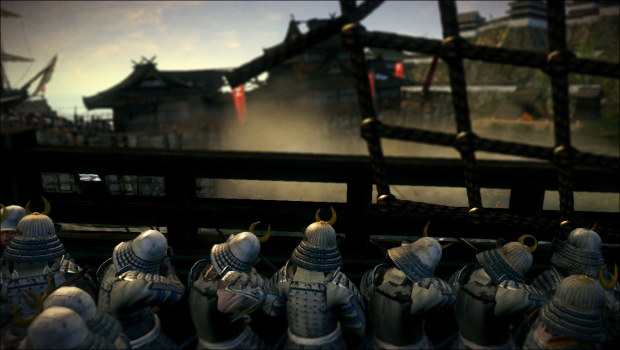 DarthMod Shogun promotion pictures