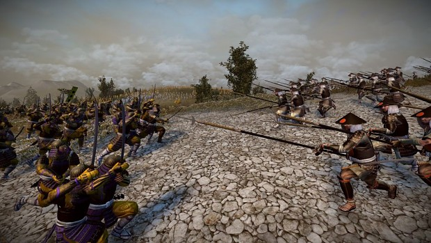 New Screenshots from DarthMod Shogun