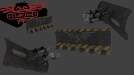 Imperial Dozer Blade