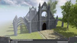 Modular Gothic Building