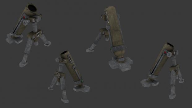 HWT: Mortar