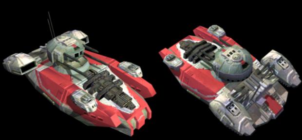 New T2b Model