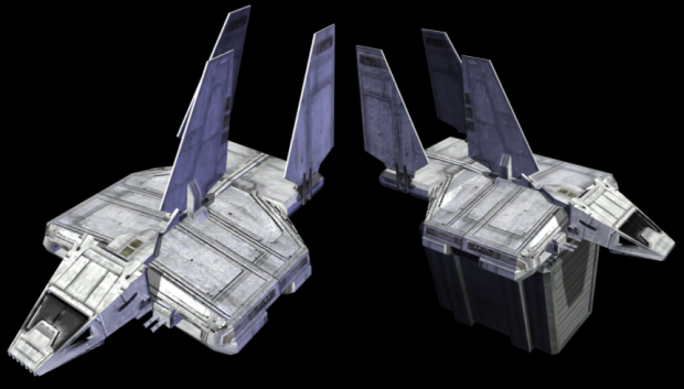New&Improved imperial landing craft models