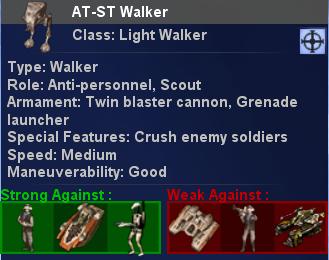 New unit description system