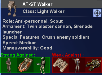 New unit description system (updated)