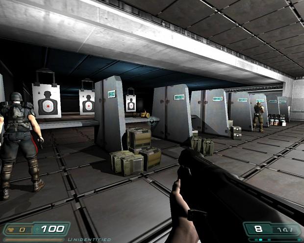 target range 1