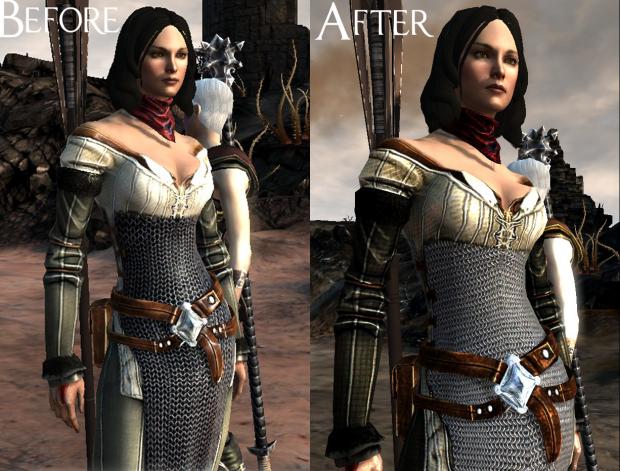 моды на Dragon Age 2 скачать - фото 4