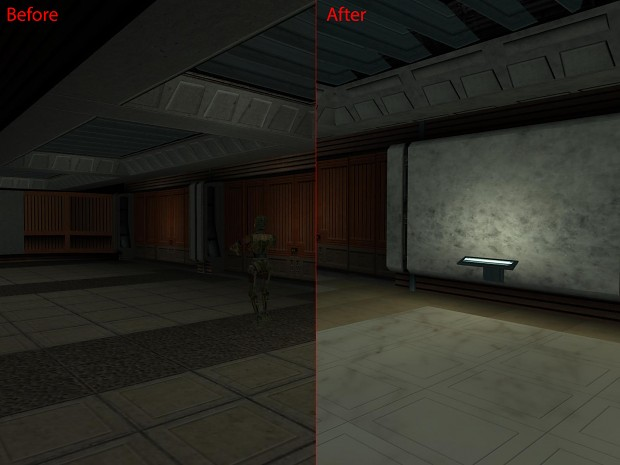 Before-After Screens