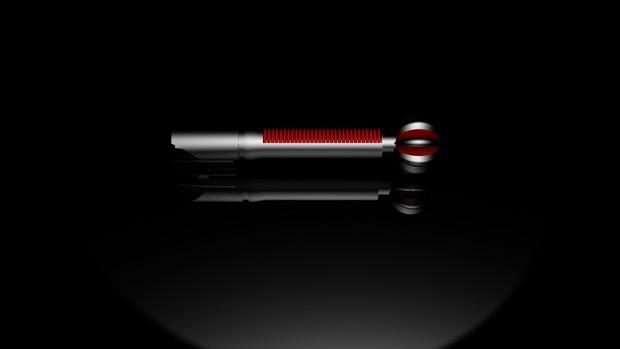 short Lightsber Model