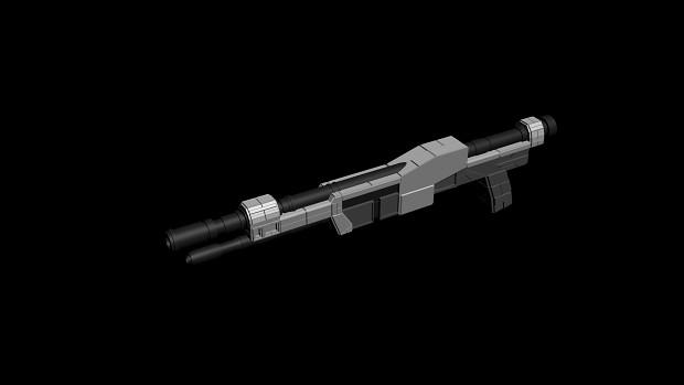 Blaster Rifles WIP