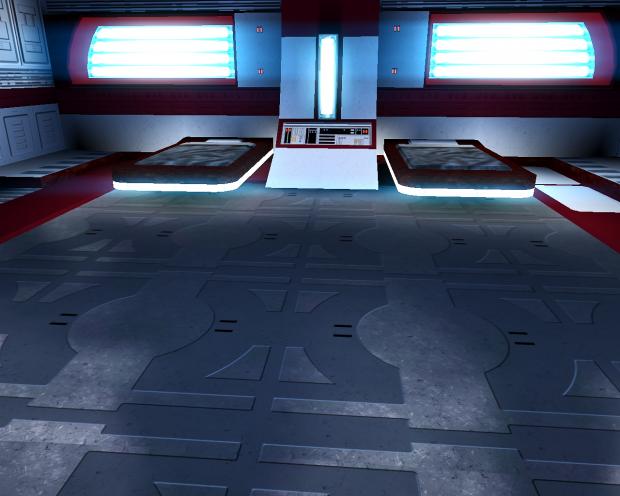 Endar Spire Floor remastered