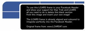 LCARS facebook header frame