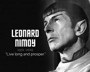 RIP Leonard Nimoy