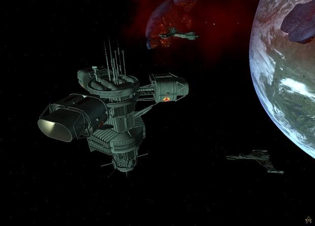 Ty'Gokor Class Outpost