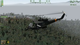 In our next release Uh-1C ARA