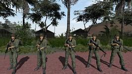 New ARVN units (WIP)