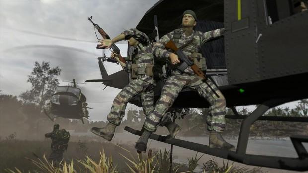 View the Mod DB UNSUNG VIETNAM MOD Mod for ARMA 2: Operation Arrowhead imag