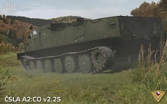 CSLA Mod for Arma 2:CO - ver. 2.25