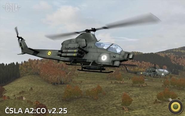 CSLA Mod for Arma 2:CO - ver. 2.25