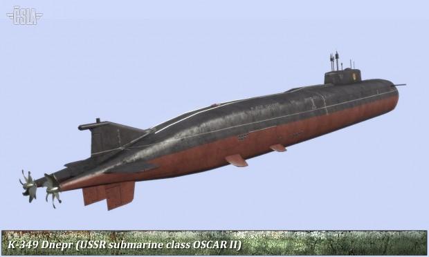 K-349 Dnepr
