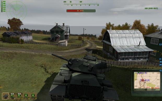 MP mission Warfare