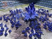 Blue Tiberium ingame