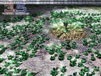Green Tiberium ingame