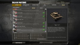 Reward tank: Tiger 217