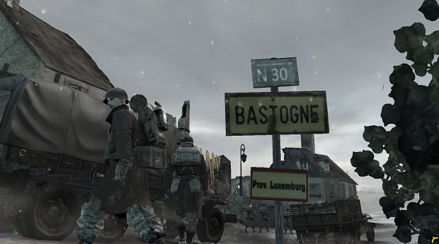 Bastogne SP mission
