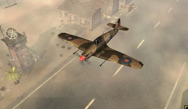 Hawker Hurricane IID