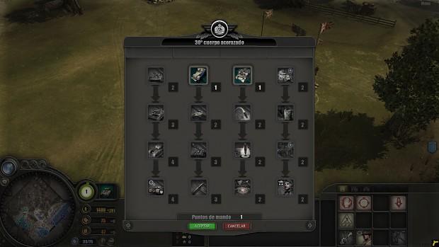 """CW tankwars doctrine """"XXX corps"""""""