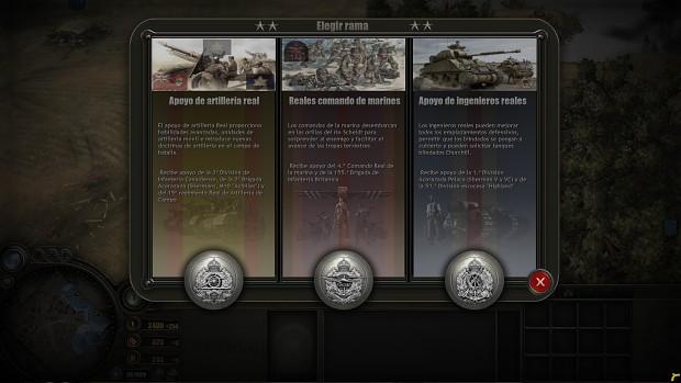 Battle of the scheldt - Canadian doctrines