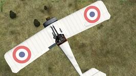 Nieuport 11 ingame