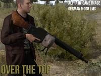 German MG08 - In-Game Screenshot