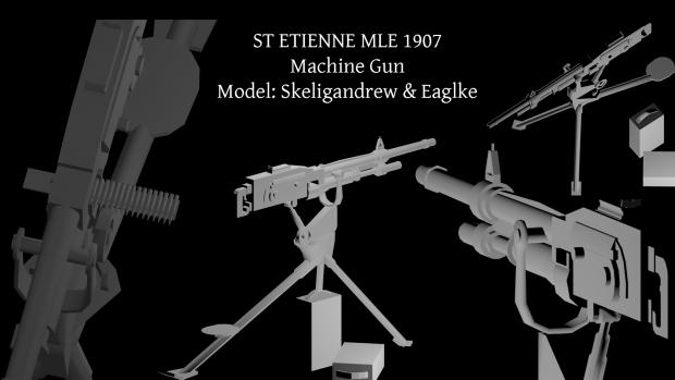 St Etienne MLE 1907