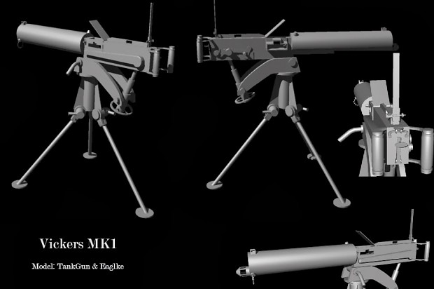 Vickers MK1