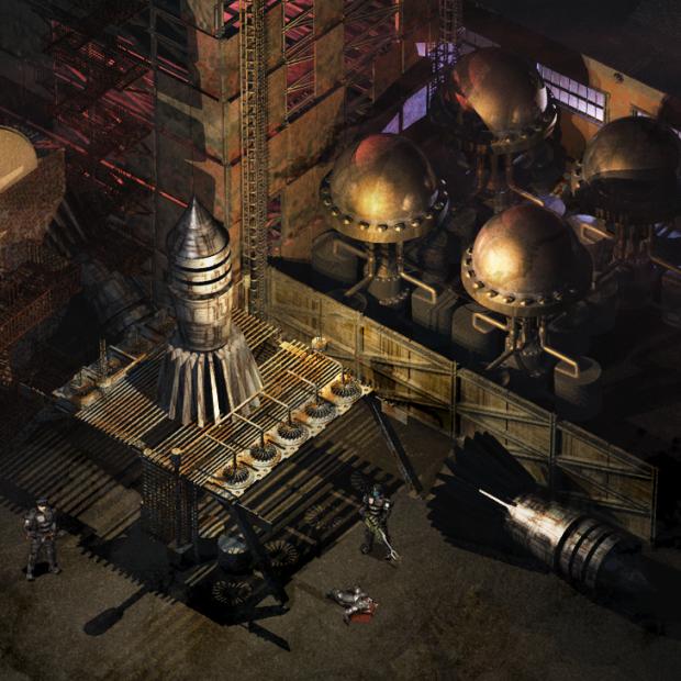 Hidden factory