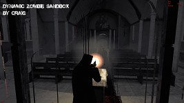 Fighting in the church