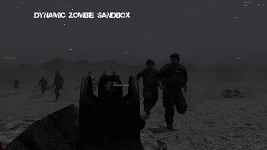 Dynamic Zombie Sandbo V1.0 - Hordes