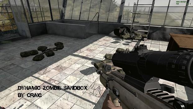 Dynamic Zombie Sandbox V1.0