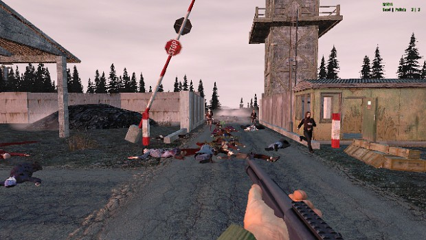 Arma 2: Namalsk Zombies