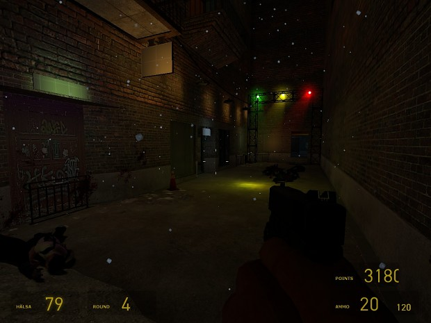 Quarantine's Alley - Multiplayer Version