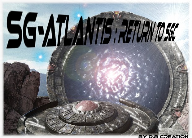 SG-Atlantis : Return to SGC