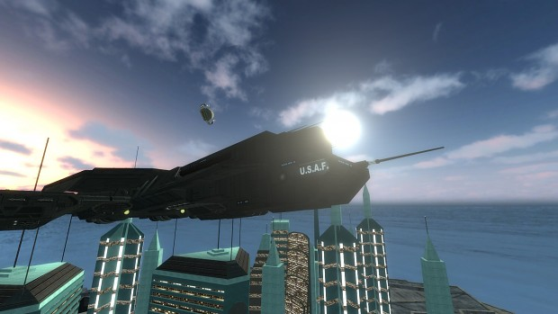 My new Stargate Atlantis map for Garrysmod