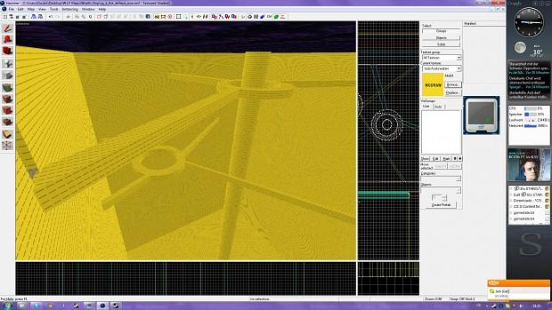 Hangar befor, in Source SDK
