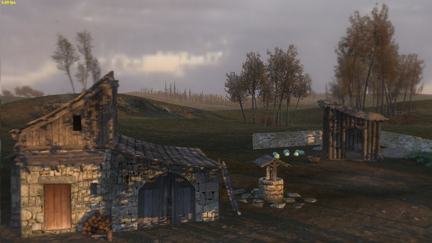 Unique Battlefield - Farmbuilding